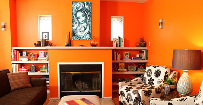 Interior Painting Services in Houston