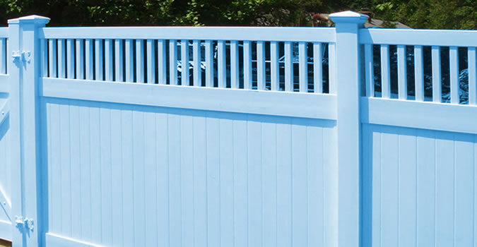 Painting on fences decks exterior painting in general Houston